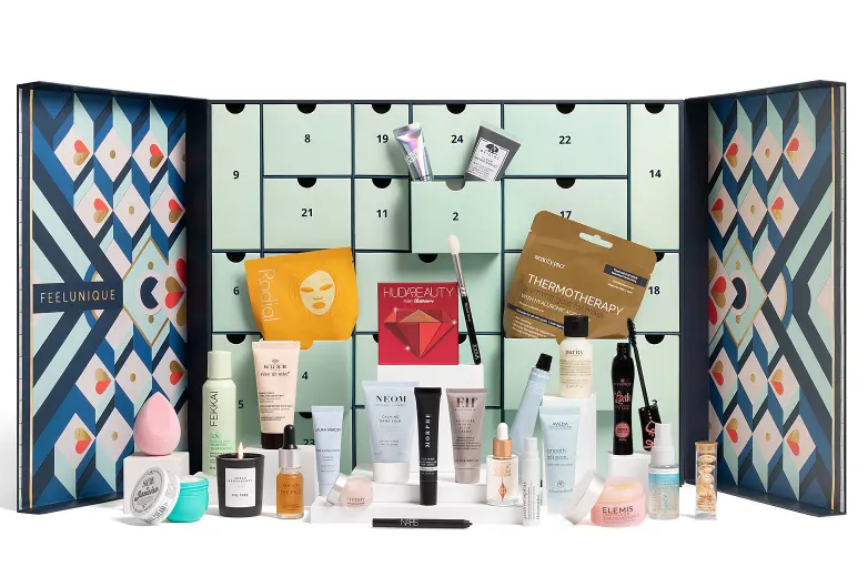 Feelunique Beauty Advent Calendar 2020 icangwp blog