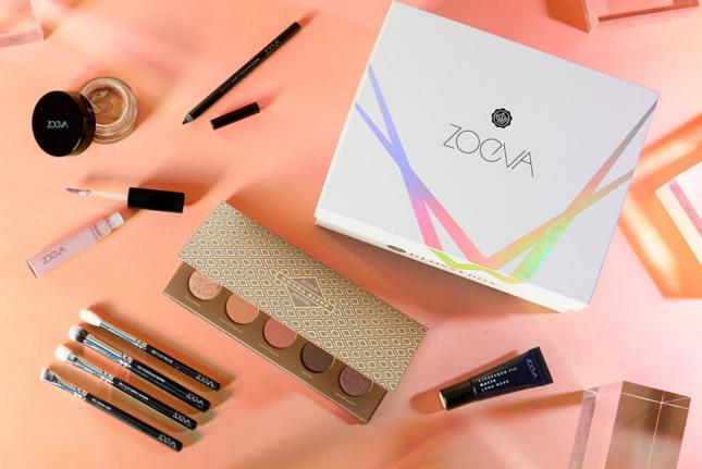 glossybox x zoeva limited edition beauty box icangwp beauty blog
