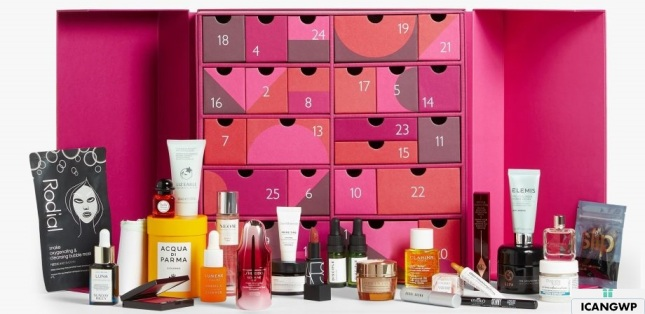 John-Lewis-Beauty-Advent-Calendar-2020 icangwp blog