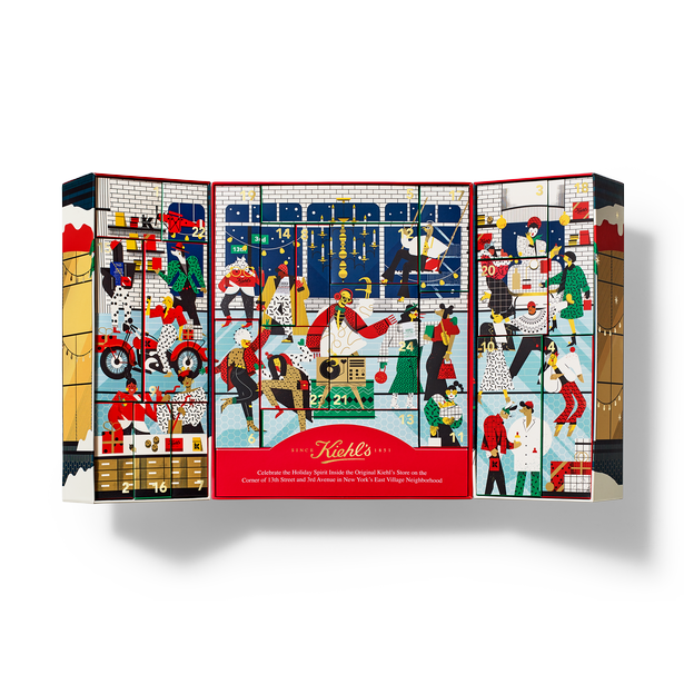 kiehls-holiday-2020-advent-calendar icangwp blog