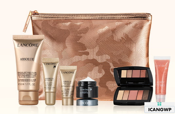 lancome Gift with Purchase Nordstrom 2020 icangwp blog 7pc sept 2020 2