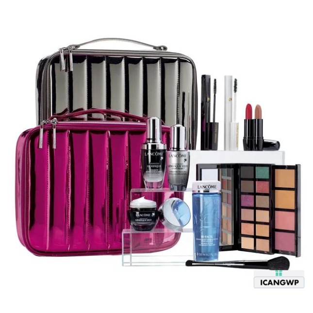 lancome holiday beauty box 2020 icangwp blog