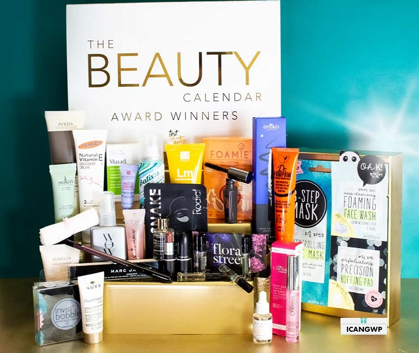 latest in beauty advent calendar 2020 icangwp blog