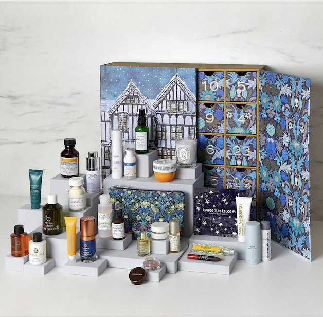 liberty london beauty advent calendar 2020 icangwp
