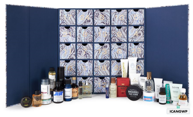liberty london mens advent calendar 2020 icangwp blog