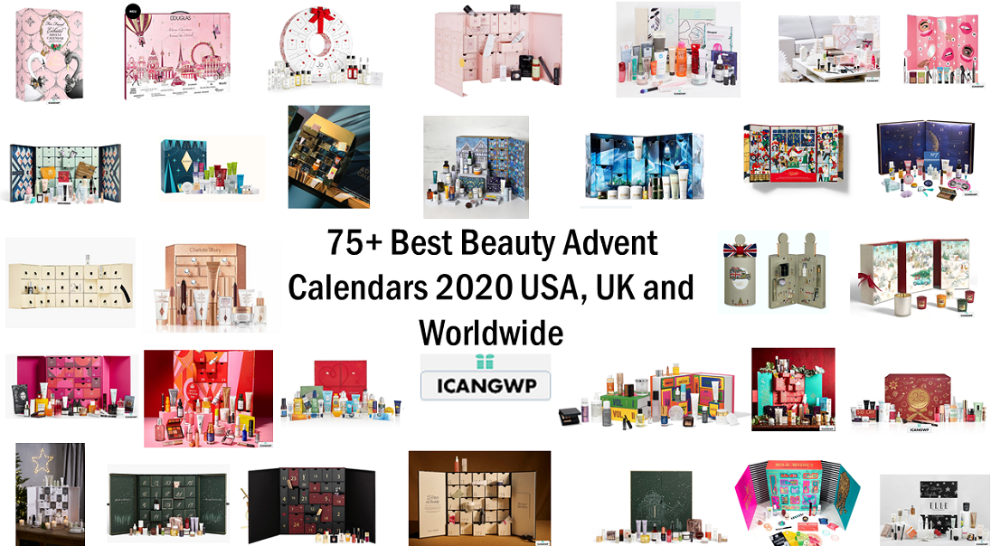 Best Beauty Advent Calendar 2020 USA