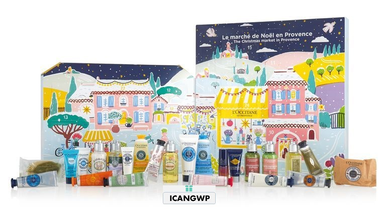 loccitane advent calendar 2020 icangwp blog classic
