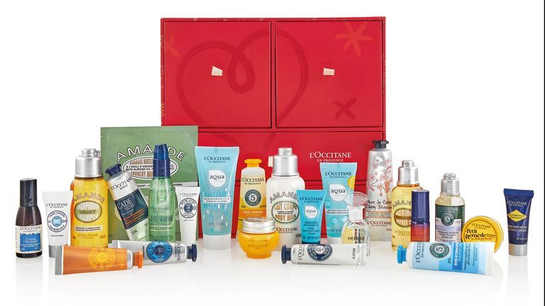 loccitane-premium-advent-calendar 2020 icangwp blog