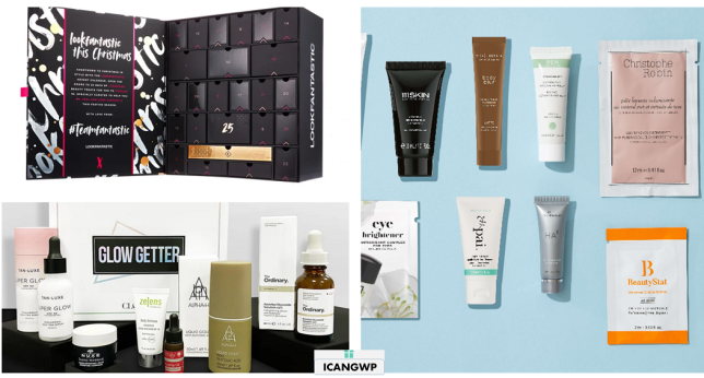 Lookfantastic beauty advent calendar 2020 icangwp beauty blog