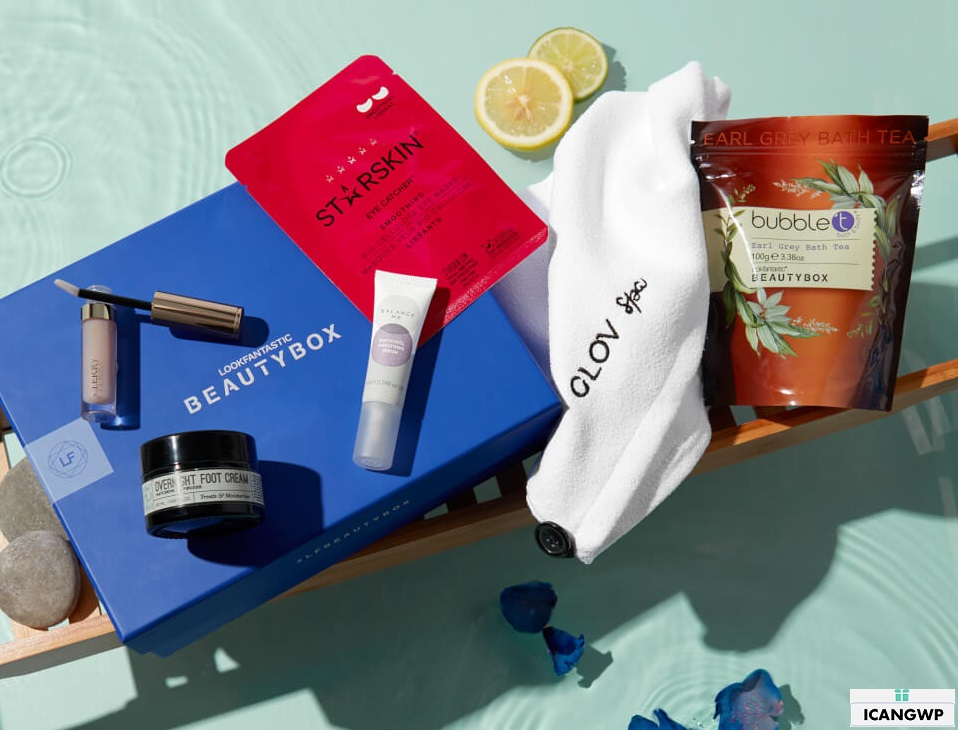 lookfantastic beauty box october 2020 icangwp