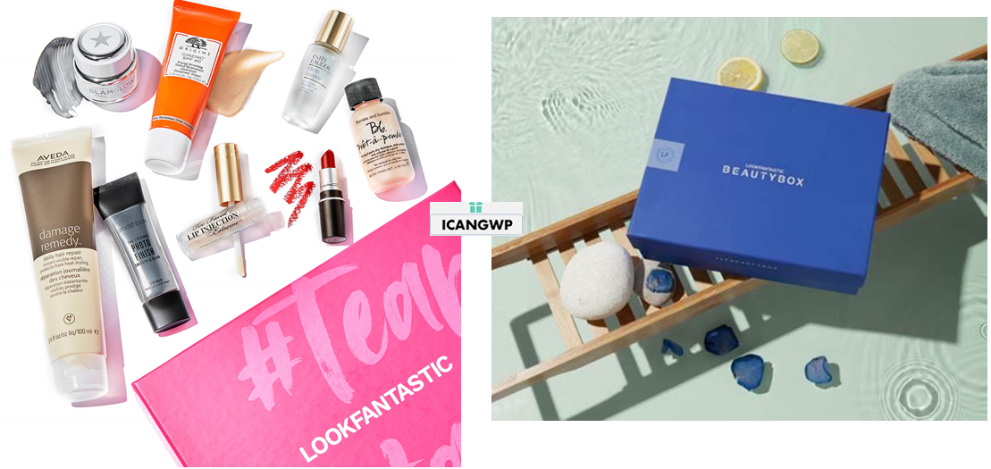 lookfantastic october beauty box 2020 spoilers icangwp beauty blog 2