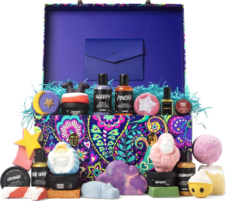 lush advent calendar 2020 icangwp blog beauty advent calendar