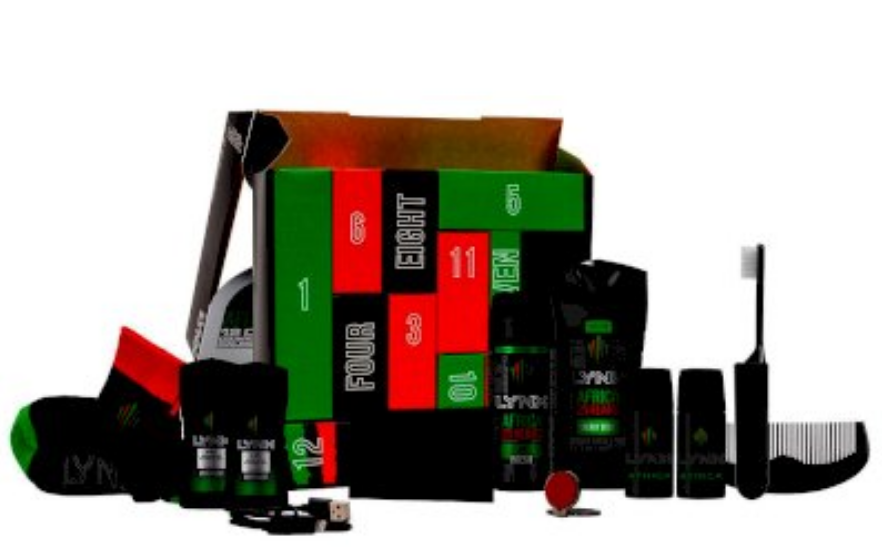 Lynx Africa 12 Day Countdown To Christmas Advent Calendar 2020 icangwp