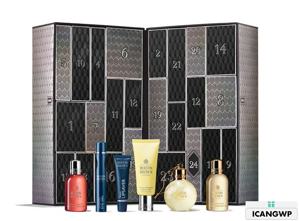Molton-Brown-Advent-Calendar beauty advent calendar 2020 icangwp blog 2
