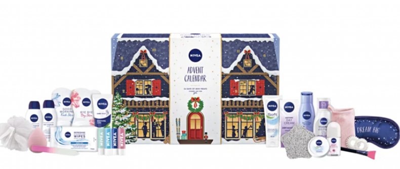 Nivea advent calendar 2020 icangwp blog 2