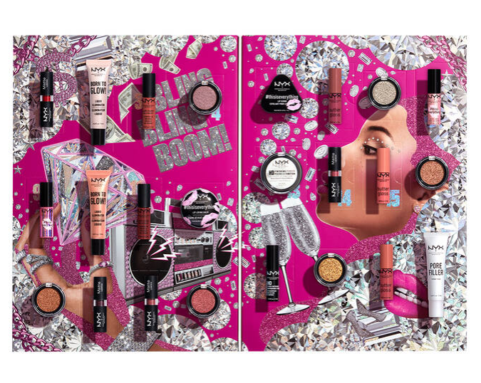 nyx-advent-calendar-2020-beauty-advent-calendar-2020-icangwp-blog-day-holiday-countdown-nyx-professional-makeup