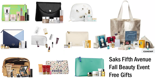 saks fifth avenue beauty event 2020 icangwp blog