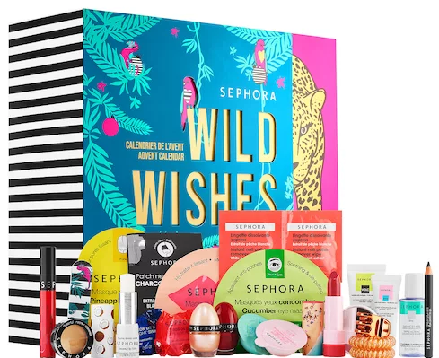 Sephora-Collection-Wild-Wishes-Advent-Calendar 2020 icangwp