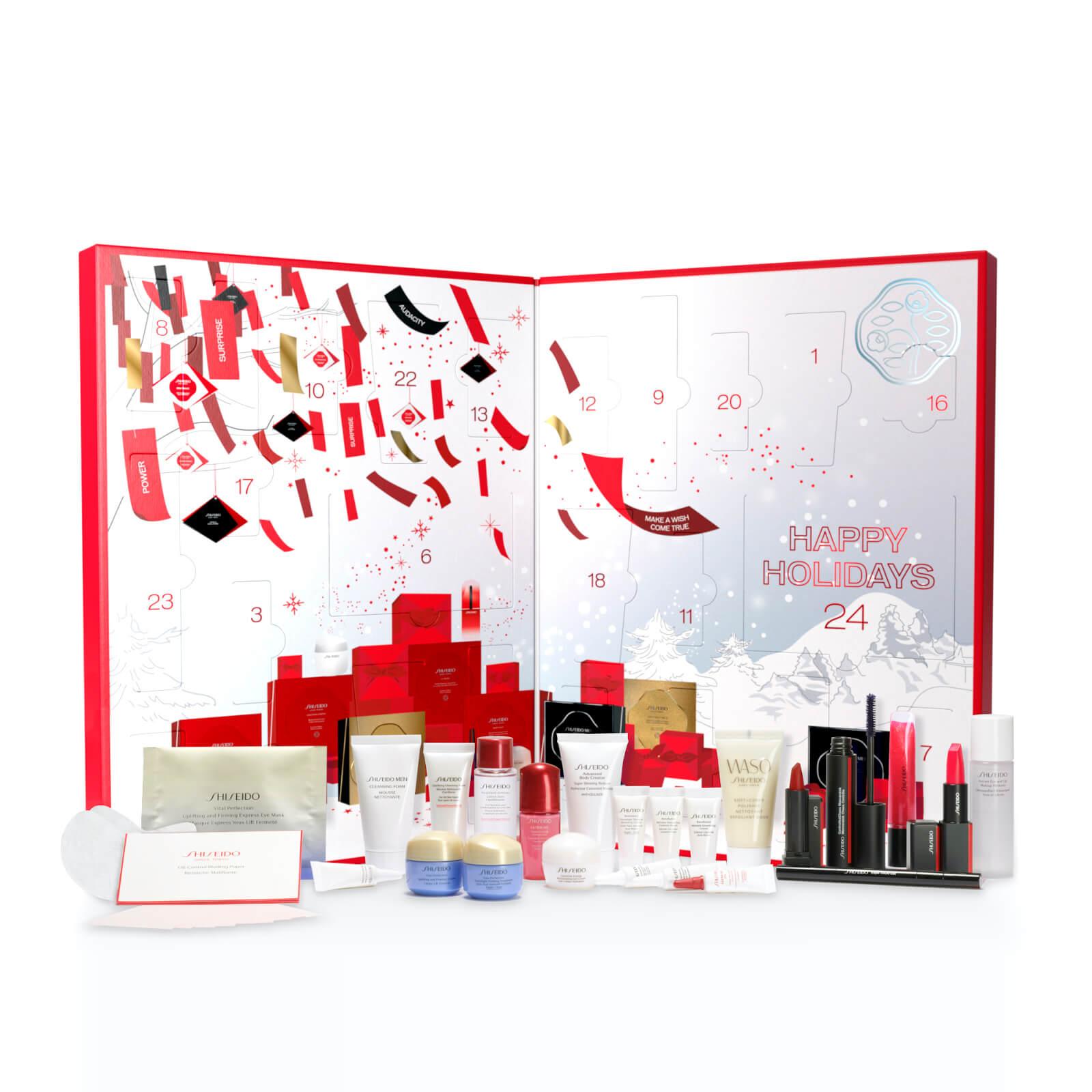 shiseido advent calendar 2020 icangwp