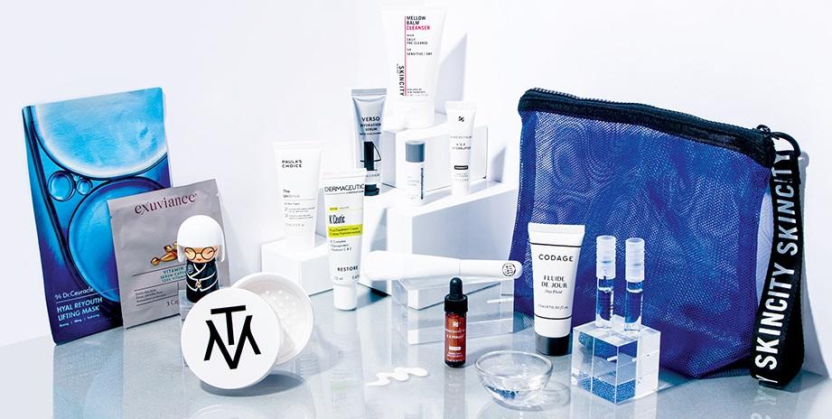 skincity beauty goody bag 2020 icangwp