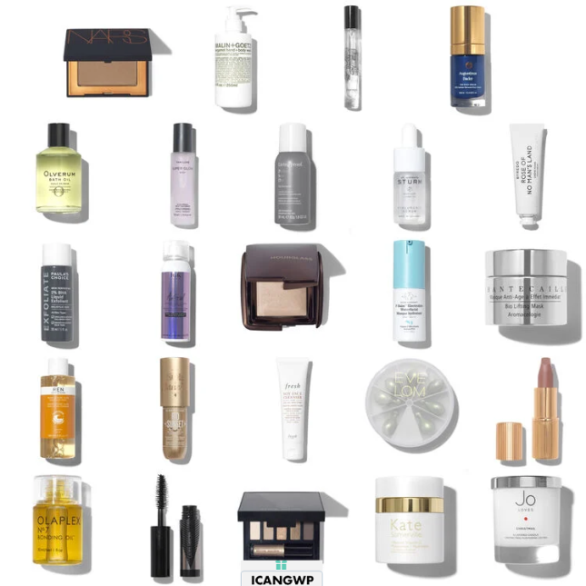 space nk beauty advent calendar 2020 icangwp blog uk