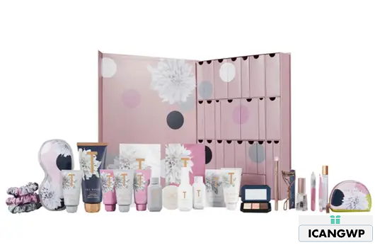 ted-baker advent calendar 2020 icangwp beauty blog