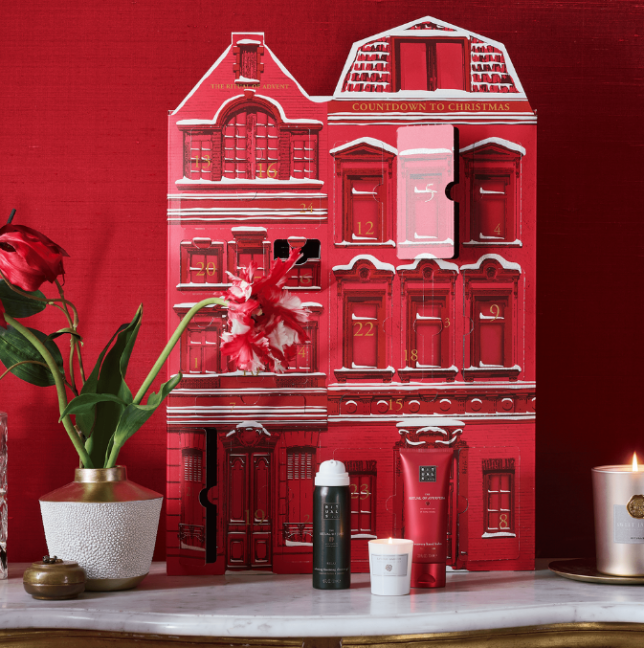 The Ritual of Advent RITUALS beauty advent calendar 2020 icangwp