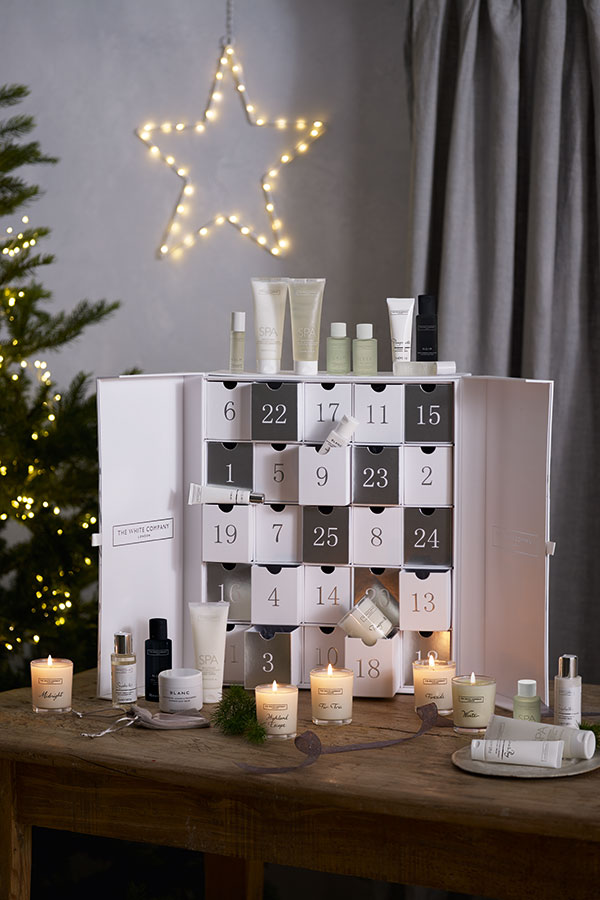 the white company advent calendar 2020 icangwp blog