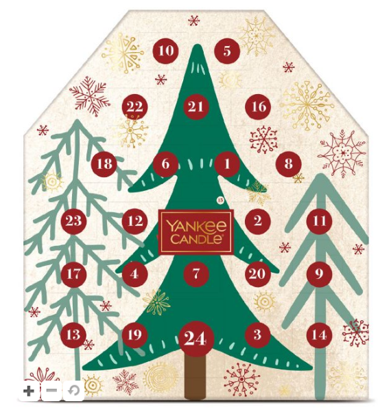 Yankee Candle Advent Calendar 2020 icangwp blog boots