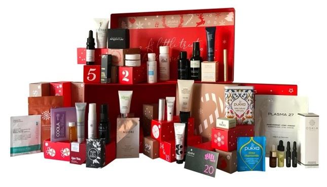 alyaka beauty advent calendar 2020 luxe icangwp