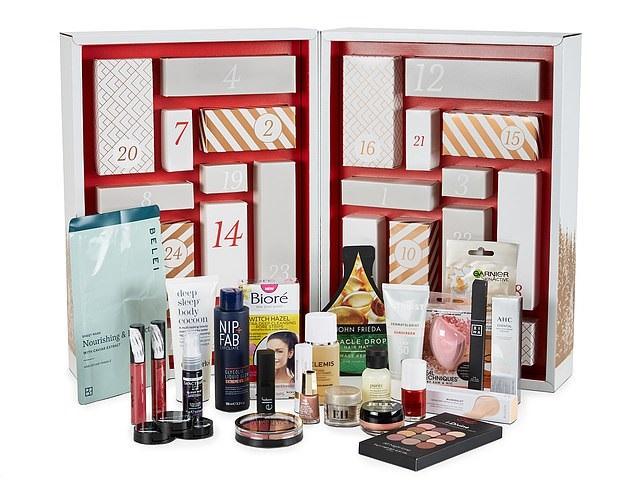 amazon beauty advent calendar 2020 icangwp