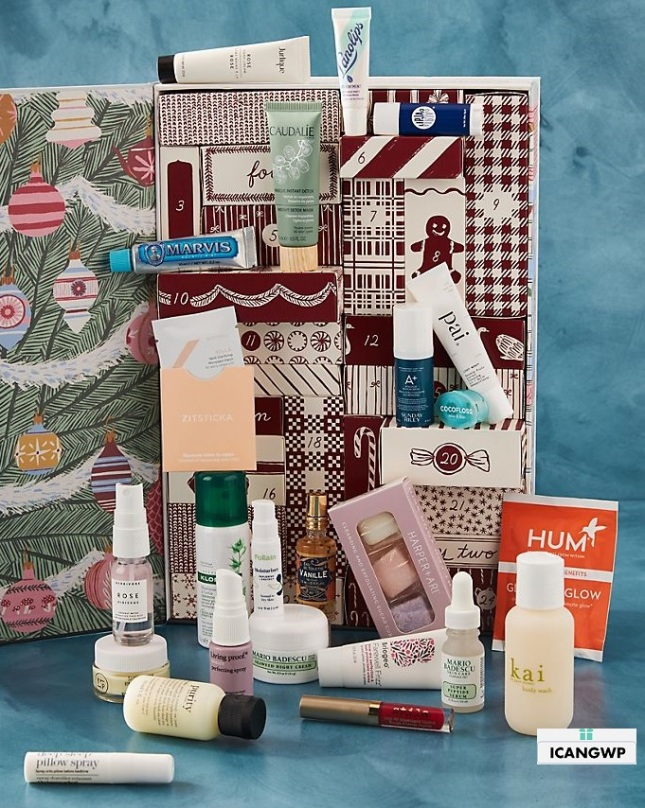 anthropologie beauty advent calendar 2020 icangwp blog