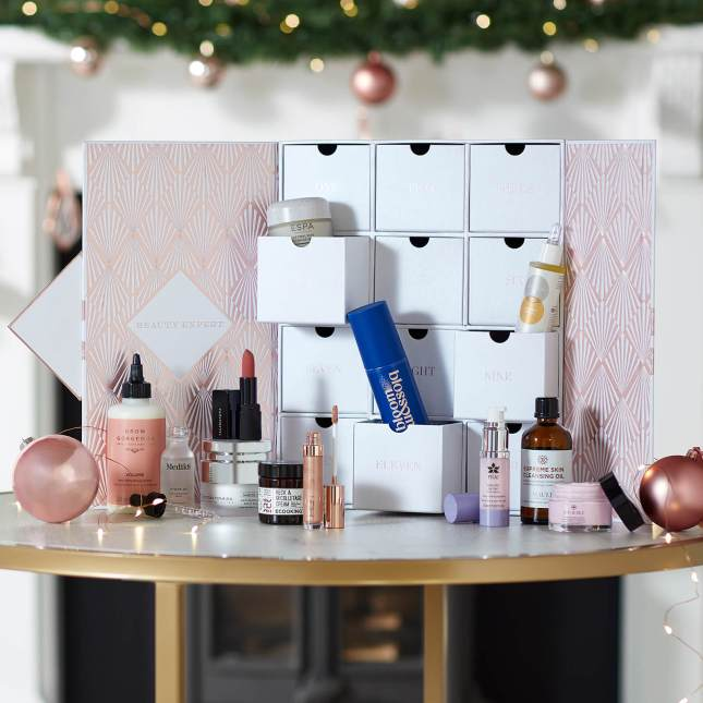 beauty expert advent calendar 2020 icangwp spoilers