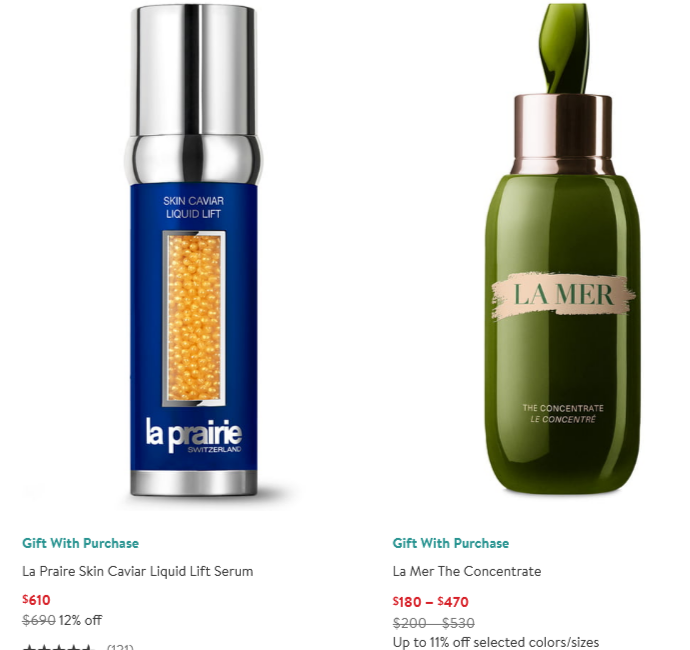 Beauty Fragrance Sale Clearance Nordstrom sale
