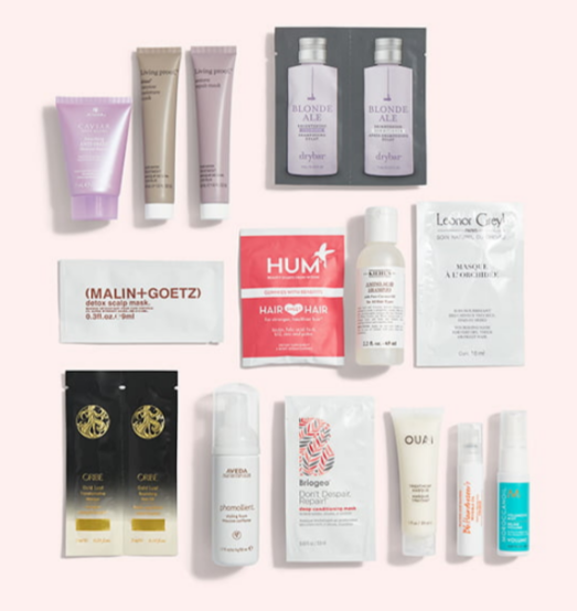 beauty Gift with Purchase Nordstrom 14pc w 75 icangwp blog oct 2020