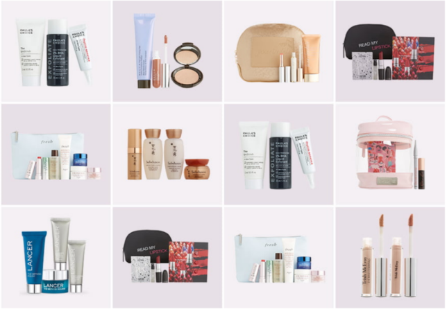 beauty Gift with Purchase Nordstrom 80 icangwp blog oct 2020