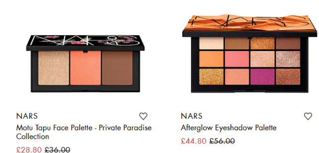 Beauty nars Offers - Harvey Nichols icangwp