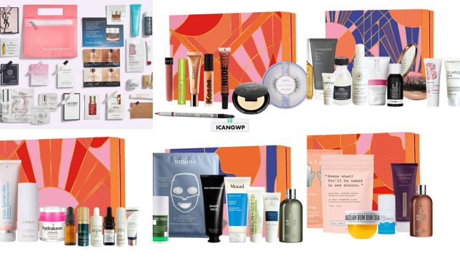 cult beauty holiday 2020 icangwp