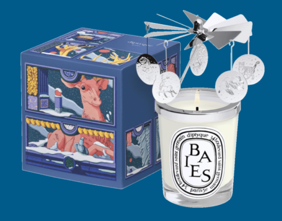 diptyque Carousel holiday beauty 2020 icangwp Diptyque Paris