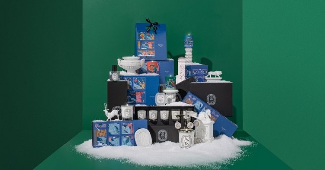 Diptyque holiday 2020 icangwp