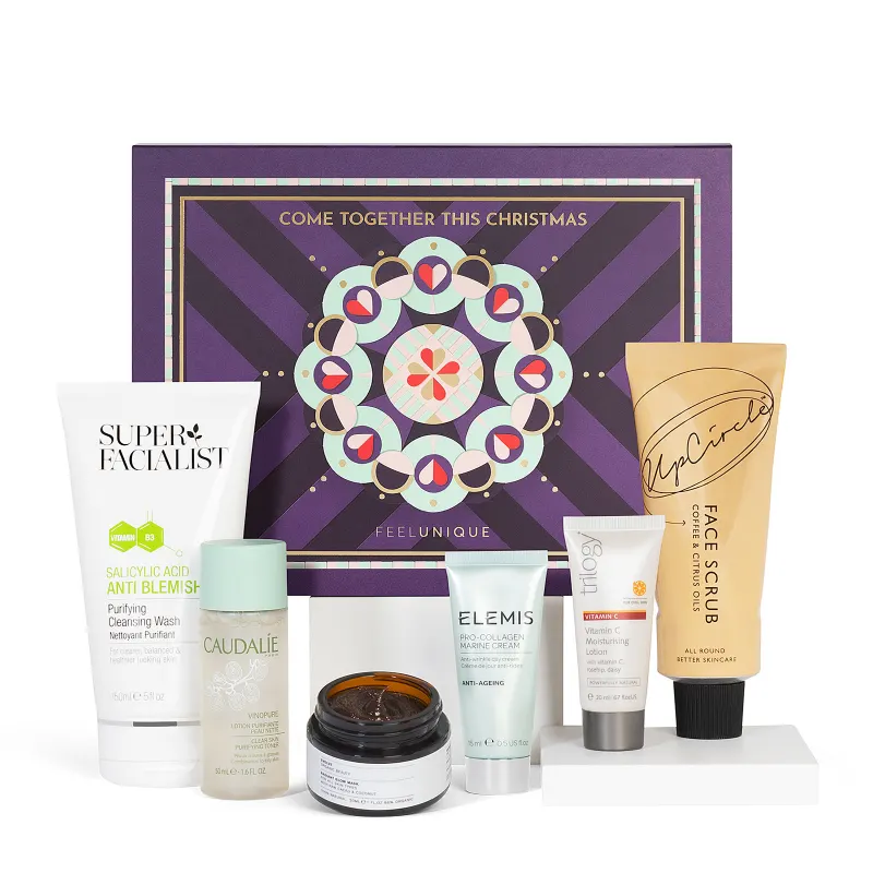 feelunique glowing skincare gift box icangwp blog