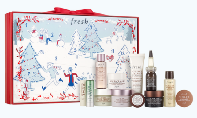 fresh advent calendar 2020 12 Days of Beauty Advent Calendar icangwp