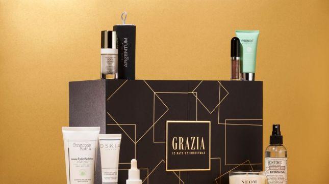 glossybox Grazia Beauty Advent Calander