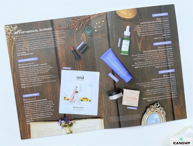 glossybox october 2020 icangwp beauty blog