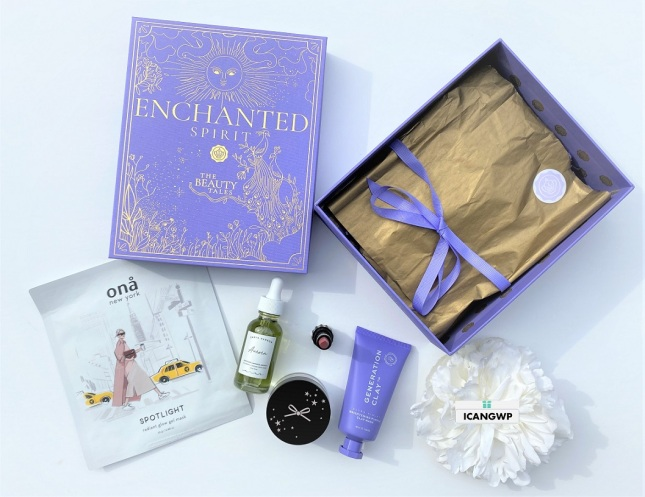 glossybox october 2020 review icangwp beauty blog