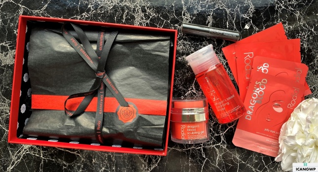 glossybox x rodial limited edition beauty box icangwp blog oct 2020