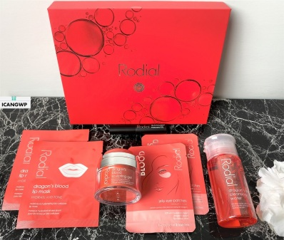 glossybox x rodial limited edition beauty box reviews icangwp blog 2020