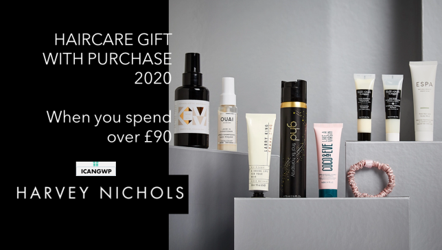 harvey nichols beauty gift with purchase icangwp 2