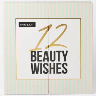 inglot beauty advent calendar 12 Beauty Wishes Advent Calendar icangwp