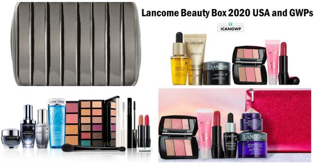 lancome beauty box 2020 icangwp blog usa oct 2020